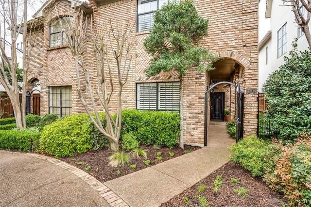 3704 Binkley Avenue, University Park, TX 75205 (MLS #14310506) :: HergGroup Dallas-Fort Worth
