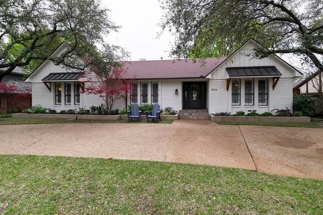 8926 Fairglen Drive, Dallas, TX 75231 (MLS #14310510) :: The Chad Smith Team