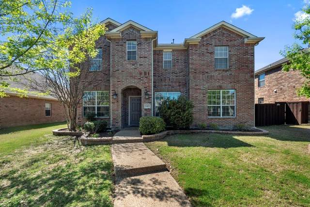 13423 Mondovi Drive, Frisco, TX 75033 (MLS #14310518) :: The Chad Smith Team