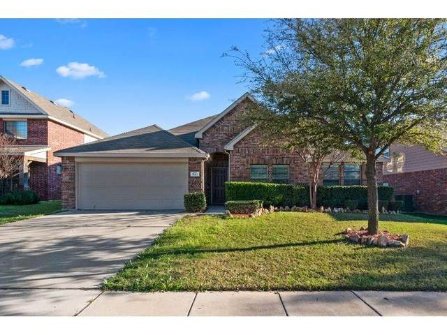 501 Crown Oaks Drive, Fort Worth, TX 76131 (MLS #14310519) :: The Kimberly Davis Group