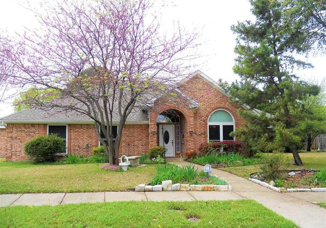 3405 Juniper Court, Rowlett, TX 75088 (MLS #14310522) :: Bray Real Estate Group