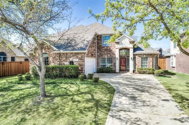 8401 Sawgrass Lane, Rowlett, TX 75089 (MLS #14310526) :: Hargrove Realty Group