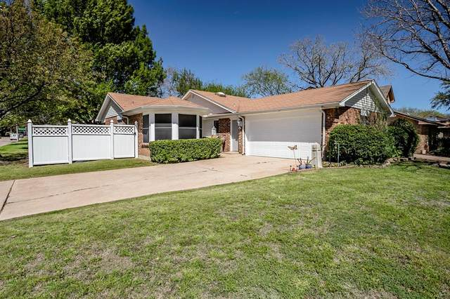 4601 Bracken Drive, Fort Worth, TX 76137 (MLS #14310530) :: All Cities USA Realty