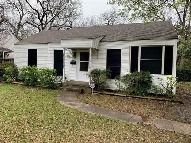8714 Redondo Drive, Dallas, TX 75218 (MLS #14310532) :: Robbins Real Estate Group