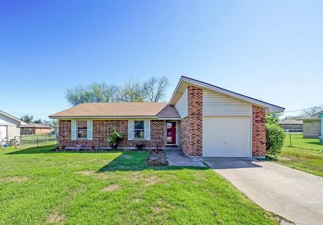 4106 5th Street, Mineral Wells, TX 76067 (MLS #14310546) :: The Kimberly Davis Group