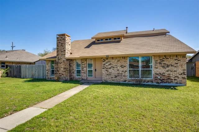 1305 Wildvalley Drive, Lewisville, TX 75067 (MLS #14310564) :: The Mauelshagen Group