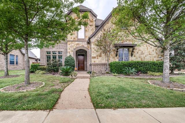 8105 Canyon Oak Drive, North Richland Hills, TX 76182 (MLS #14310587) :: Team Hodnett