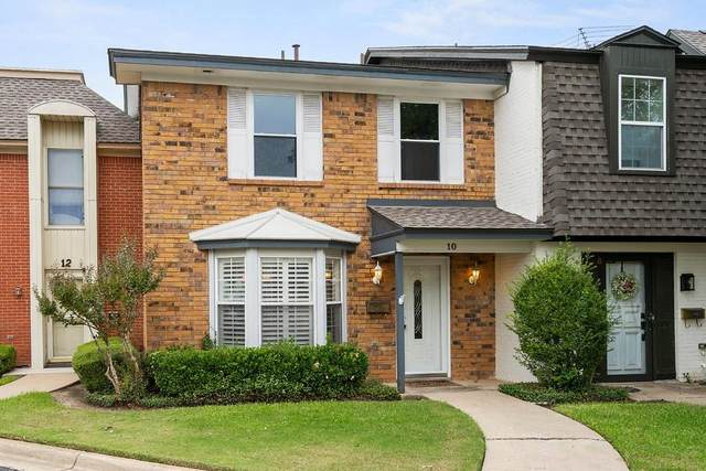 10 One Main Place, Benbrook, TX 76126 (MLS #14310609) :: Potts Realty Group