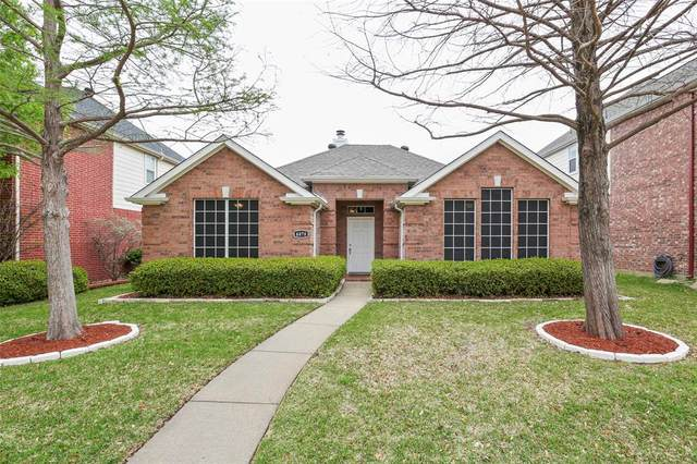 6878 Richmond Drive, Frisco, TX 75035 (MLS #14310630) :: Post Oak Realty