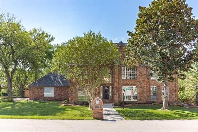 1114 Babbling Brook Drive, Lewisville, TX 75067 (MLS #14310665) :: Post Oak Realty