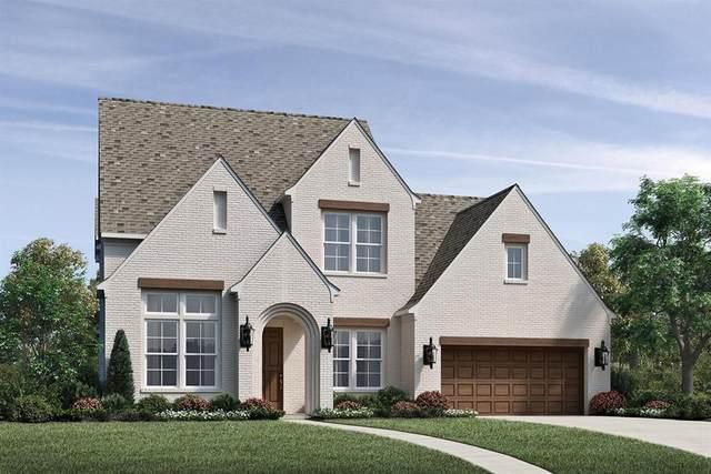616 Avignon Way, Flower Mound, TX 75028 (MLS #14310667) :: Real Estate By Design