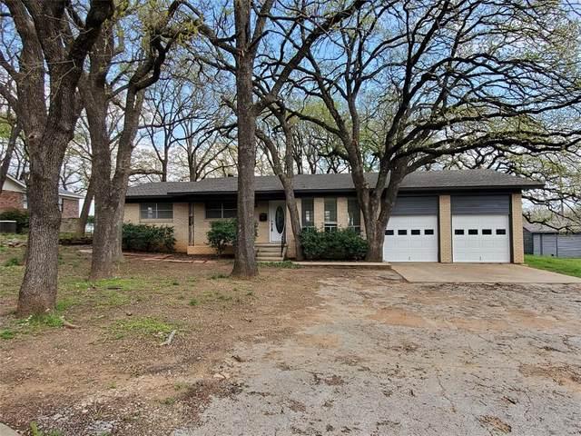 112 Nottingham Circle, Bridgeport, TX 76426 (MLS #14310686) :: The Kimberly Davis Group