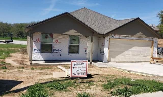 1600 Birdell Street, Fort Worth, TX 76105 (MLS #14310694) :: Baldree Home Team