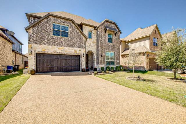 601 Bordeaux Drive, Rockwall, TX 75087 (MLS #14310700) :: All Cities USA Realty