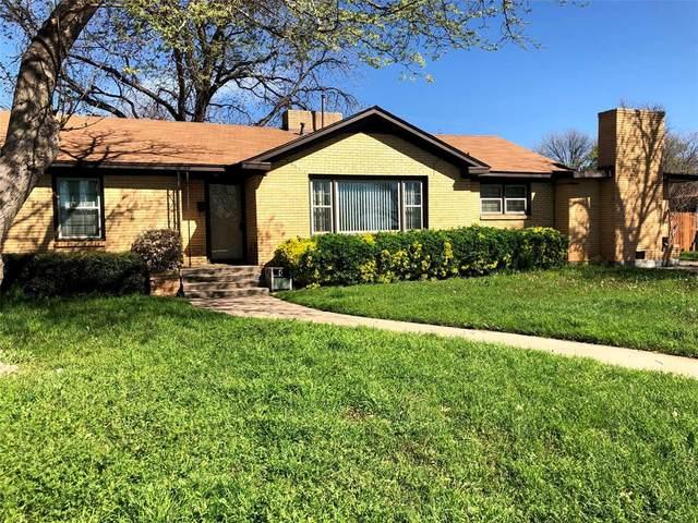2125 Cedar Crest Drive, Abilene, TX 79601 (MLS #14310720) :: The Kimberly Davis Group