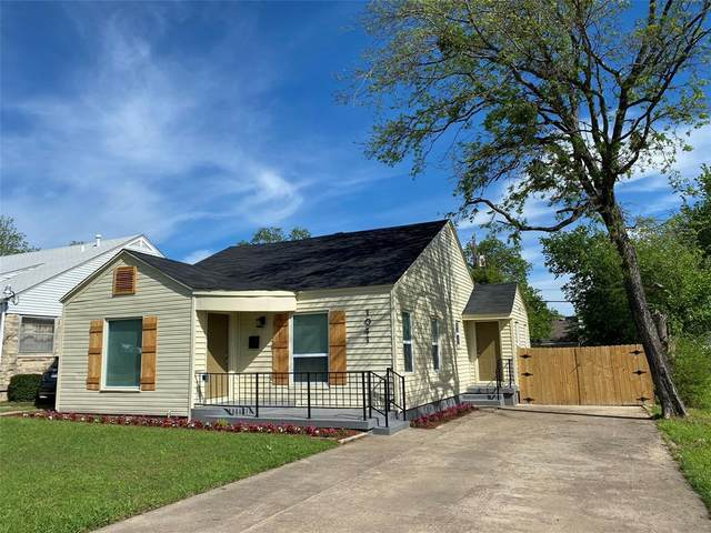1041 E Robert Street, Fort Worth, TX 76104 (MLS #14310733) :: Roberts Real Estate Group
