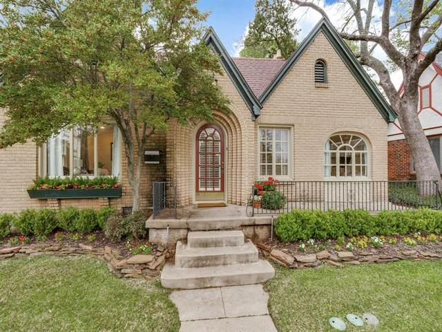 6915 Vivian Avenue, Dallas, TX 75223 (MLS #14310736) :: RE/MAX Pinnacle Group REALTORS