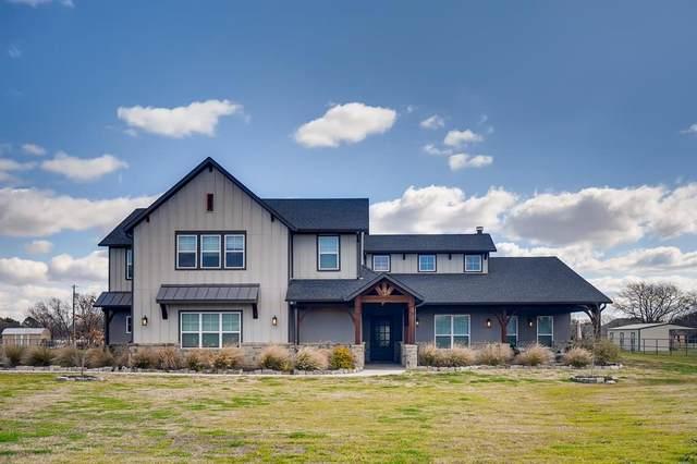 4970 Kiowa Trail, Argyle, TX 76226 (MLS #14310744) :: The Mauelshagen Group