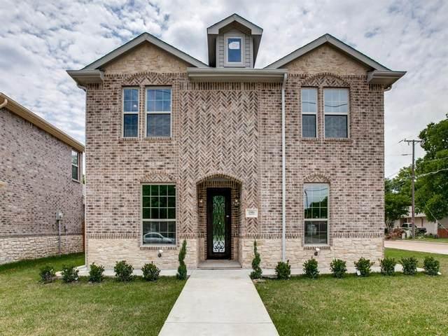 1501 Lakeview Drive, Grand Prairie, TX 75051 (MLS #14310769) :: RE/MAX Pinnacle Group REALTORS