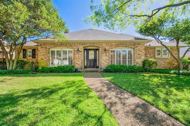 6934 Middle Cove Drive, Dallas, TX 75248 (MLS #14310774) :: RE/MAX Pinnacle Group REALTORS