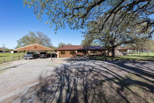 13711 Fm 4, Santo, TX 76472 (MLS #14310775) :: The Mitchell Group