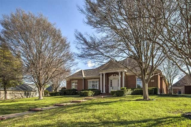 801 Sir Galahad Lane, Lewisville, TX 75056 (MLS #14310776) :: Post Oak Realty