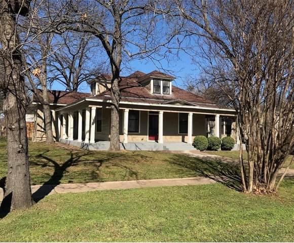 408 W Decatur Street, Ennis, TX 75119 (MLS #14310779) :: The Good Home Team