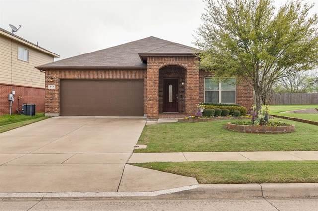 941 Iona Drive, Fort Worth, TX 76120 (MLS #14310782) :: The Tierny Jordan Network