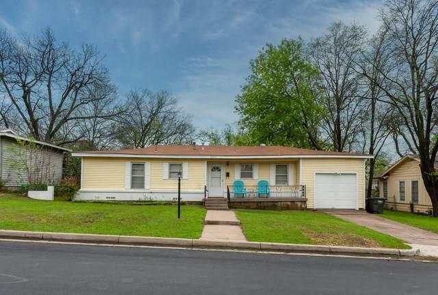 3371 Binyon Avenue, Fort Worth, TX 76133 (MLS #14310790) :: The Hornburg Real Estate Group