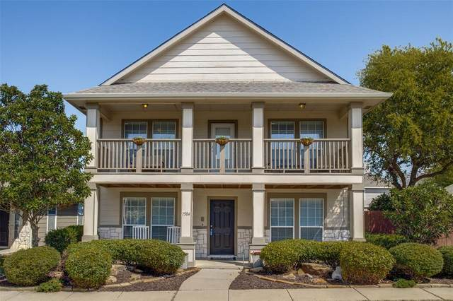 7504 Red Feather Trail, Mckinney, TX 75070 (MLS #14310793) :: The Kimberly Davis Group