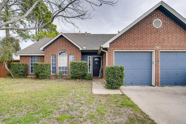 356 Parkview Drive, Hurst, TX 76053 (MLS #14310813) :: The Kimberly Davis Group