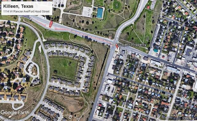 1114 W Rancier Avenue, Killeen, TX 76541 (MLS #14310816) :: The Chad Smith Team