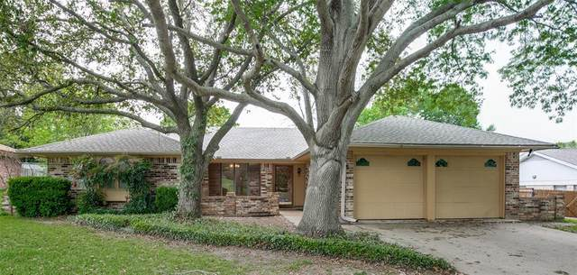6908 Trail Lake Drive, Fort Worth, TX 76133 (MLS #14310818) :: All Cities USA Realty