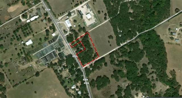 1501 Fall Creek Highway, Granbury, TX 76049 (MLS #14310852) :: The Chad Smith Team