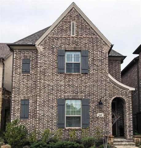 219 Skystone Drive, Irving, TX 75038 (MLS #14310853) :: The Kimberly Davis Group