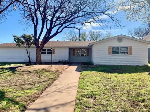 2133 Meadowbrook Drive, Abilene, TX 79603 (MLS #14310880) :: The Chad Smith Team