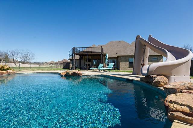 170 Scenic View Drive, Aledo, TX 76008 (MLS #14310889) :: Potts Realty Group