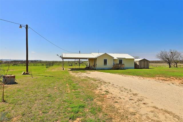 2958 County Road 131, Tuscola, TX 79562 (MLS #14310899) :: Ann Carr Real Estate