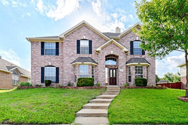 3926 Rolling Oaks Drive, Carrollton, TX 75007 (MLS #14310905) :: Post Oak Realty