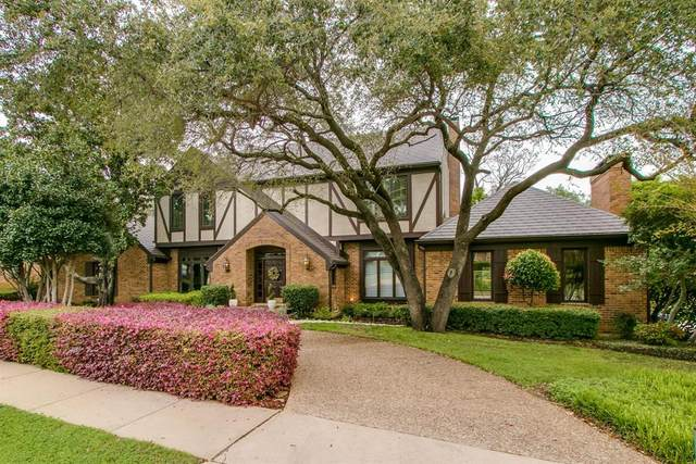 1201 Cottonwood Valley Drive, Irving, TX 75038 (MLS #14310915) :: The Kimberly Davis Group