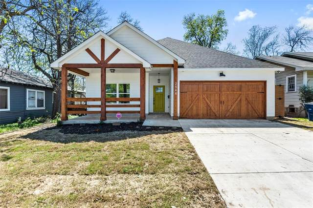 2546 W Clarendon Drive, Dallas, TX 75211 (MLS #14310939) :: Vibrant Real Estate