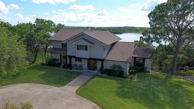1025 N Mesquite Ridge, Graford, TX 76449 (MLS #14310967) :: Real Estate By Design