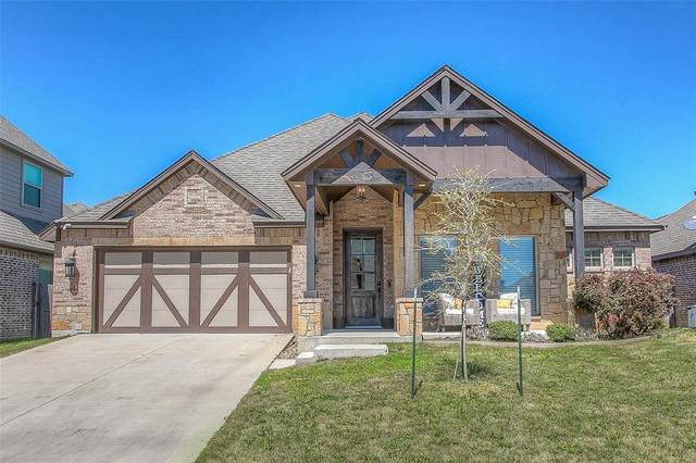 421 Sagebrush Drive, Aledo, TX 76008 (MLS #14310983) :: Potts Realty Group