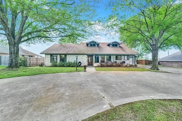 2013 Park Springs Road, Sulphur Springs, TX 75482 (MLS #14311002) :: The Kimberly Davis Group