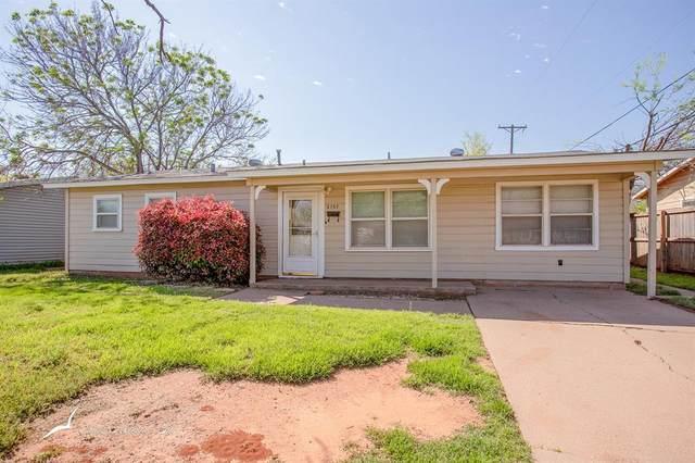 3157 Melinda Lane, Abilene, TX 79603 (MLS #14311007) :: Real Estate By Design