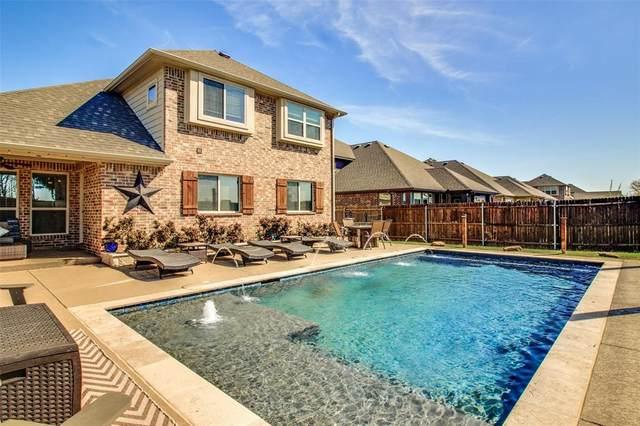 8220 Bonanza Street, Aubrey, TX 76227 (MLS #14311052) :: Post Oak Realty