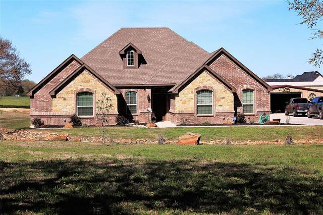 915 Jay Bird Lane, Reno, TX 76082 (MLS #14311054) :: The Hornburg Real Estate Group