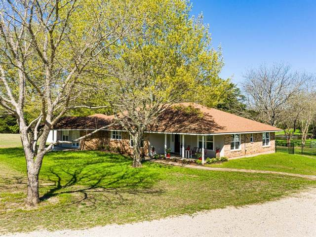 750 Possom Trot Hollow Road, Whitewright, TX 75491 (MLS #14311074) :: Baldree Home Team