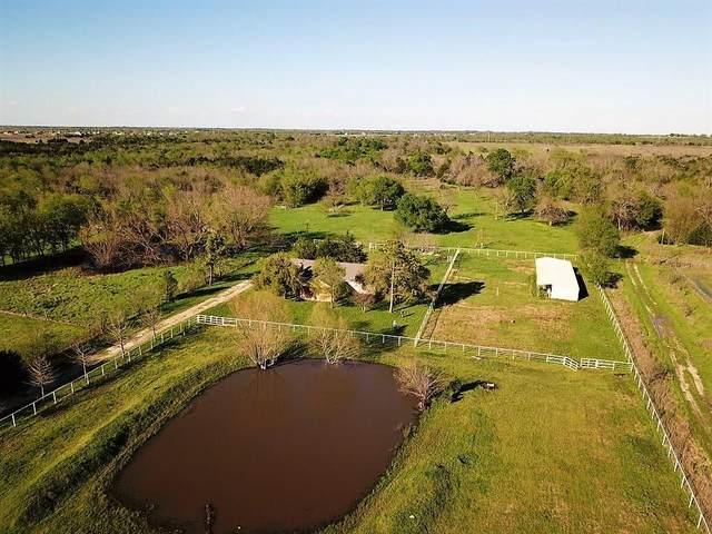2064 Griffith Road, Terrell, TX 75160 (MLS #14311090) :: RE/MAX Landmark
