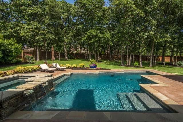 1025 Hideaway Drive, Keller, TX 76248 (MLS #14311100) :: Frankie Arthur Real Estate